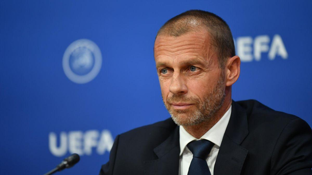 Peserta Liga Super Dilarang Tampil di Piala Dunia dan Euro!
