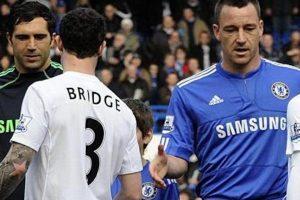 John Terry and Bridge