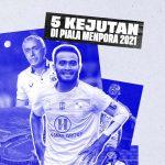 5 Fakta Piala Menpora