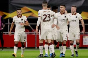 AS Roma Ajax