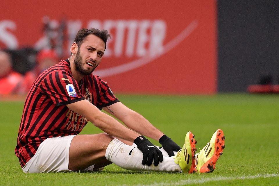 AC Milan Dalam Bahaya, Juventus Siap Bajak Hakan Calhanoglu