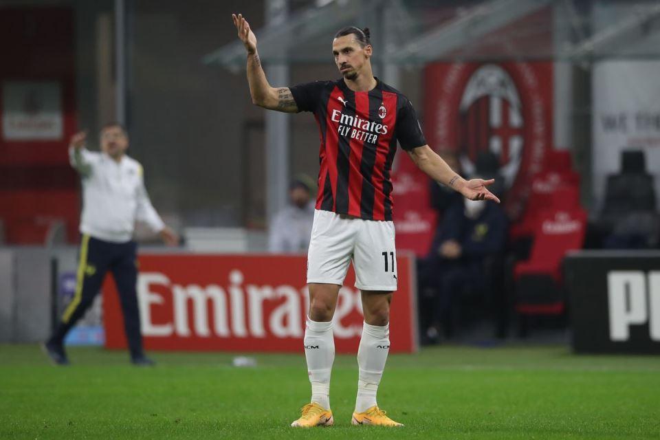 AC Milan Sudah Dua Bulan Belum Bisa Menang Di San Siro