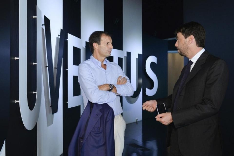 Allegri Dirumorkan Secepatnya Kembali Tangani Juventus