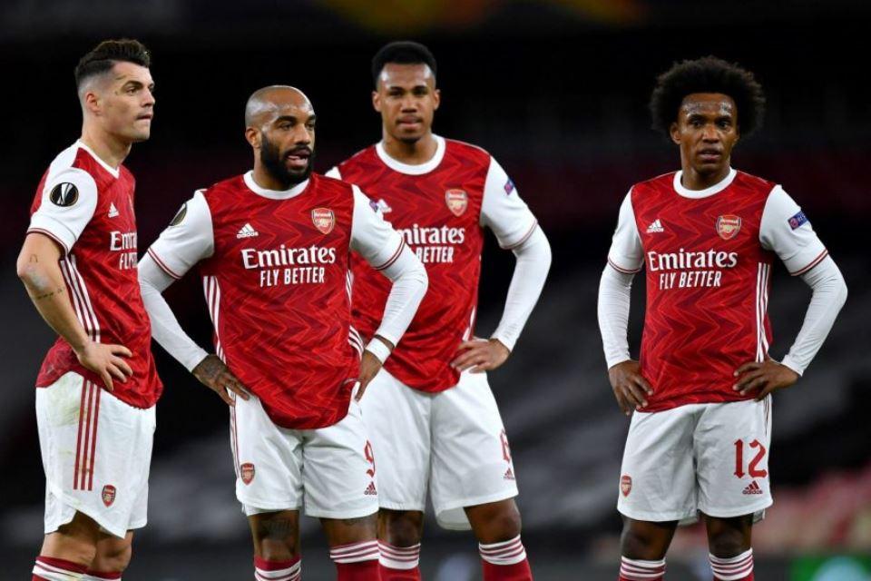 Arsenal Buang-Buang Peluang, Beri Hadiah Gol Tuk Slavia Praha