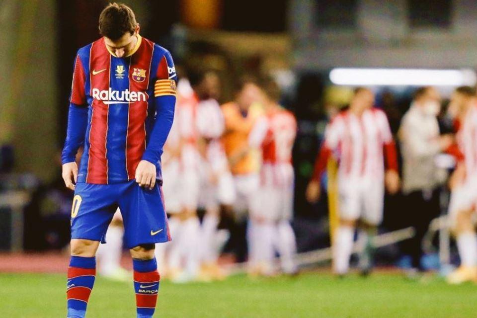 Barcelona Pantang Kalah Lagi Lawan Bilbao di Final Copa del Rey