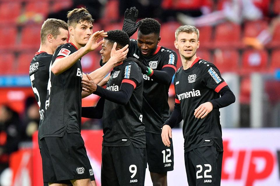 Leverkusen vs Frankfurt : Prediksi dan Link Live Streaming