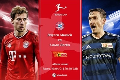 Bayern Munchen vs Union Berlin: Prediksi dan Link Live Streaming