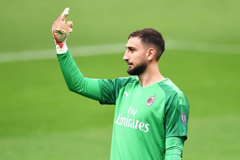 Belum Teken Kontrak Baru Di Milan, Donnaruma Tunggu Pinangan PSG