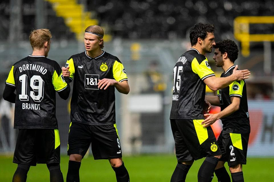 Wolfsburg vs Dortmund : Prediksi dan Link Live Streaming