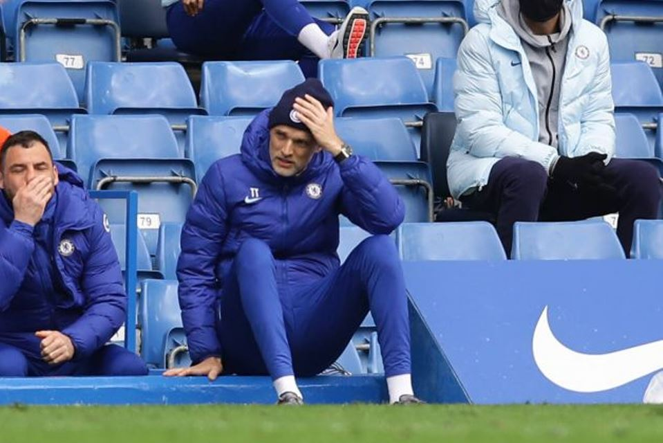 Chelsea Dibantai 5-2, Tuchel: Setiap Tembakan West Bromwcih Jadi Gol