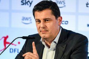 Petinggi Liga Jerman Siap Dukung UEFA Tantang LSE