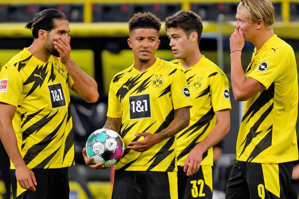 City vs Dortmund: Selain Haaland, Guardiola Juga Waspadai 4 Pemain Ini