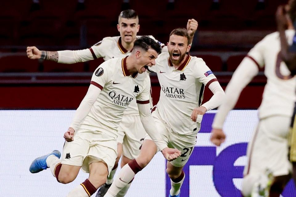 Comeback di Kandang Ajax, Bukti AS Roma Calon Kuat Juara Liga Europa