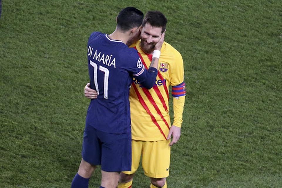 Di Maria Luar Biasa Jika Bisa Bermain dengan Messi, Pemain dari Planet Lain