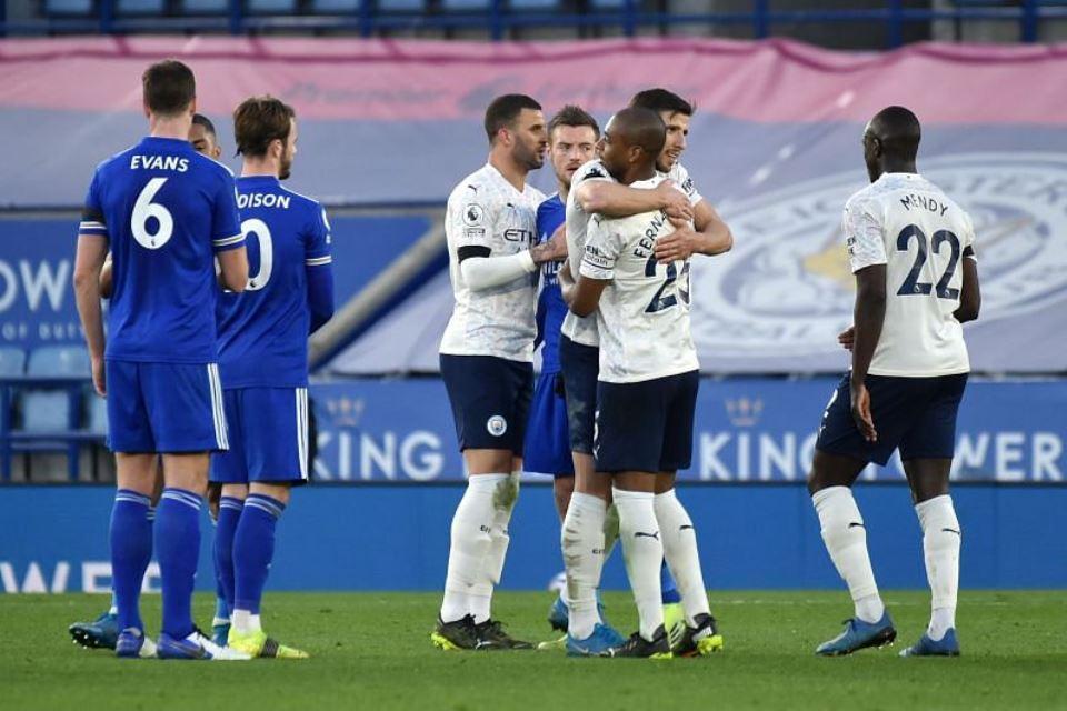 Dibantai Man City, Leicester; Tim Terbaik Menang, Kami Layak Kalah