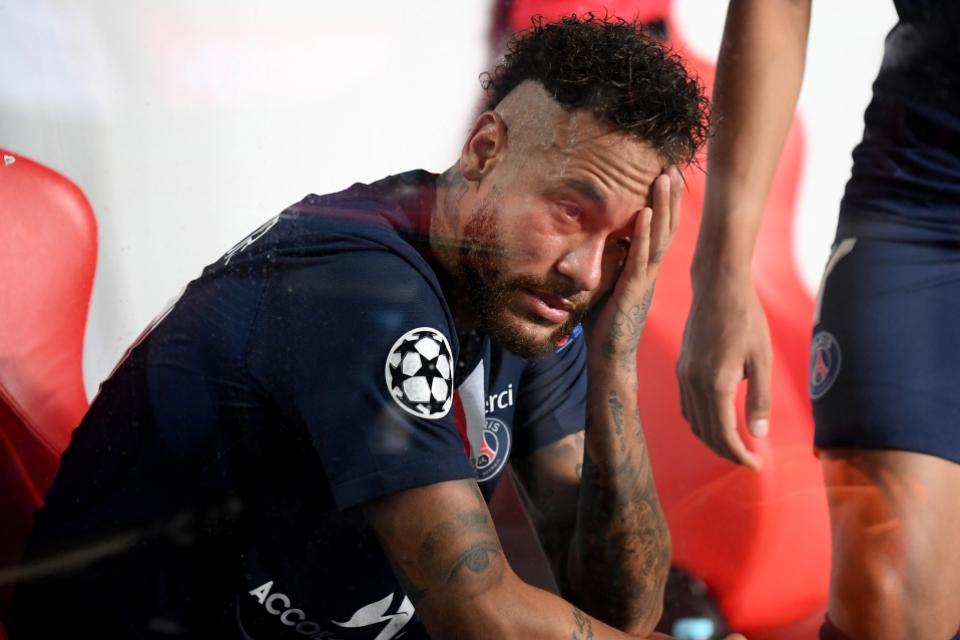 Dibuat Menangis Musim Lalu, Neymar Puas Tuntaskan Dendam Ke Bayern