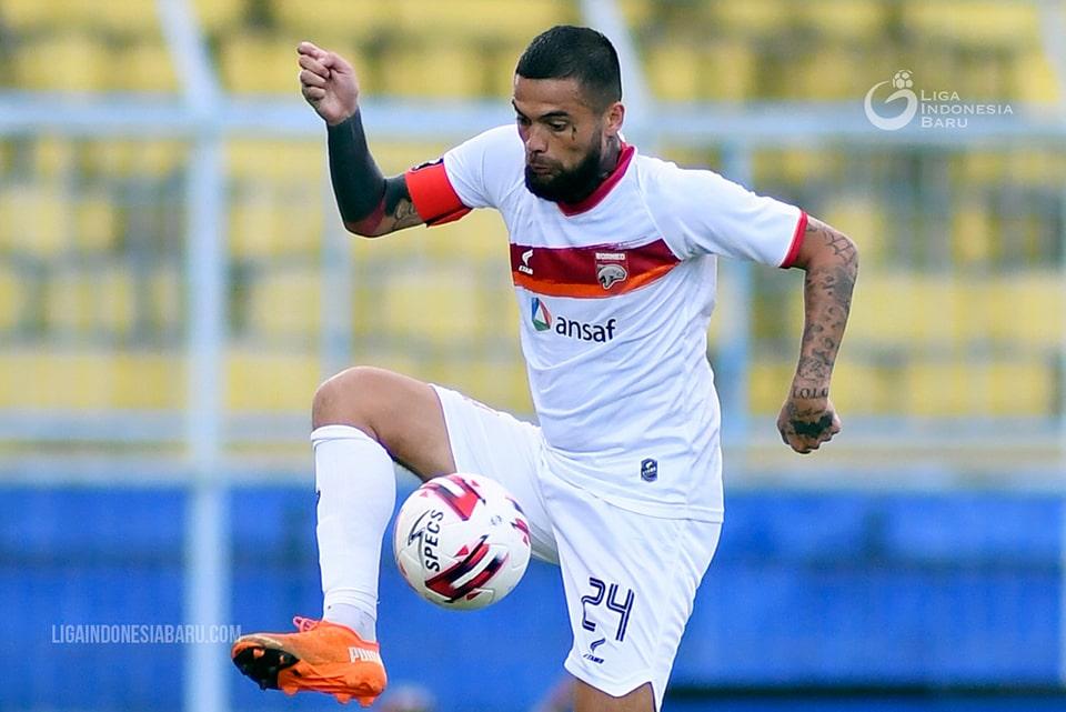 Tiba-Tiba Diego Michiels Mundur dari Borneo FC