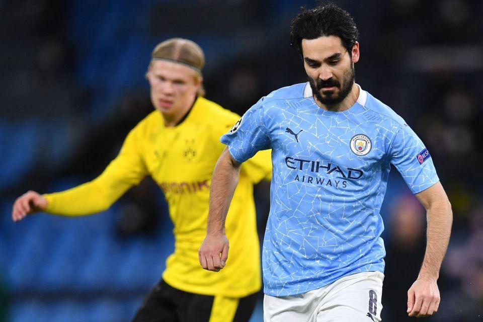 Diincar Manchester City, Ilkay Gundogan Puji-Puji Erling Haaland