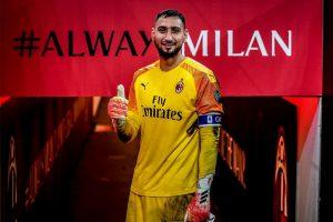 Donnarumma Tegas Ingin Bertahan Di AC Milan