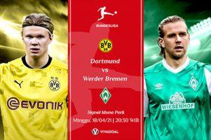 Dortmund vs Bremen: Prediksi dan Link Live Streaming