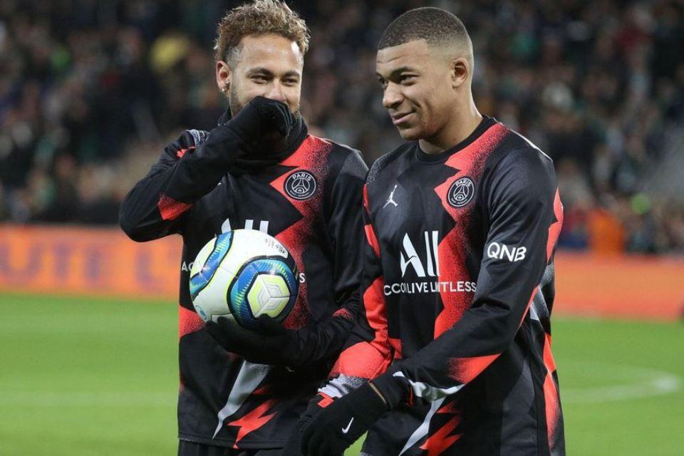 Duet Mbappe-Neymar Lebih Produktif Dari 14 Tim Di Ligue Prancis