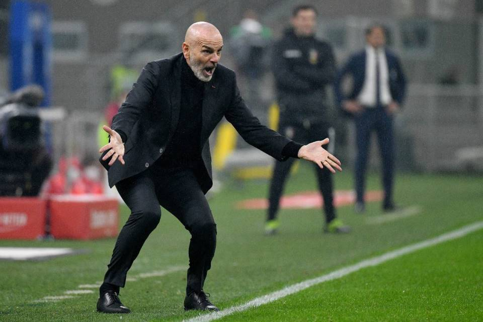 Fokus Kejar Tiket Liga Champions, Pioli Ogah Bahas European Super League