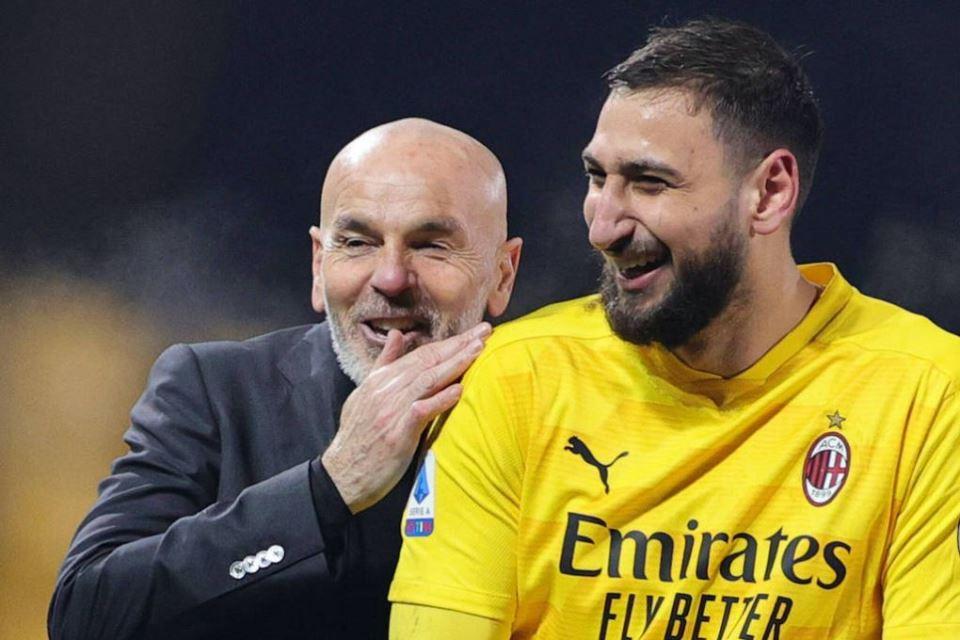 Gawangnya Dibobol Tiga Kali Oleh Lazio, Donnarumma Cuma Tertawa
