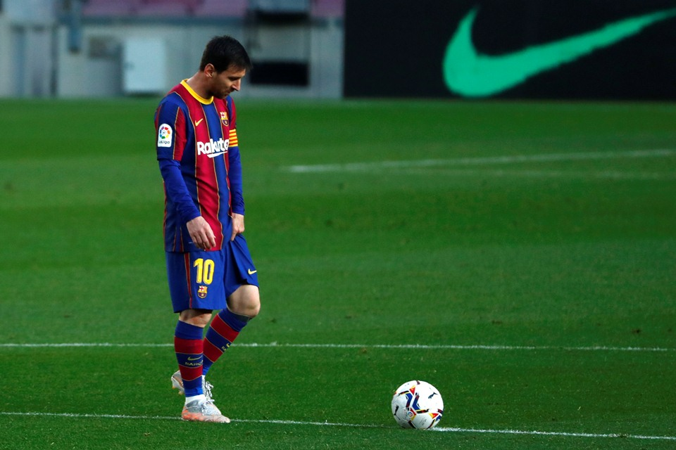Guardiola: Barcelona Rumah Terbaik Bagi Lionel Messi