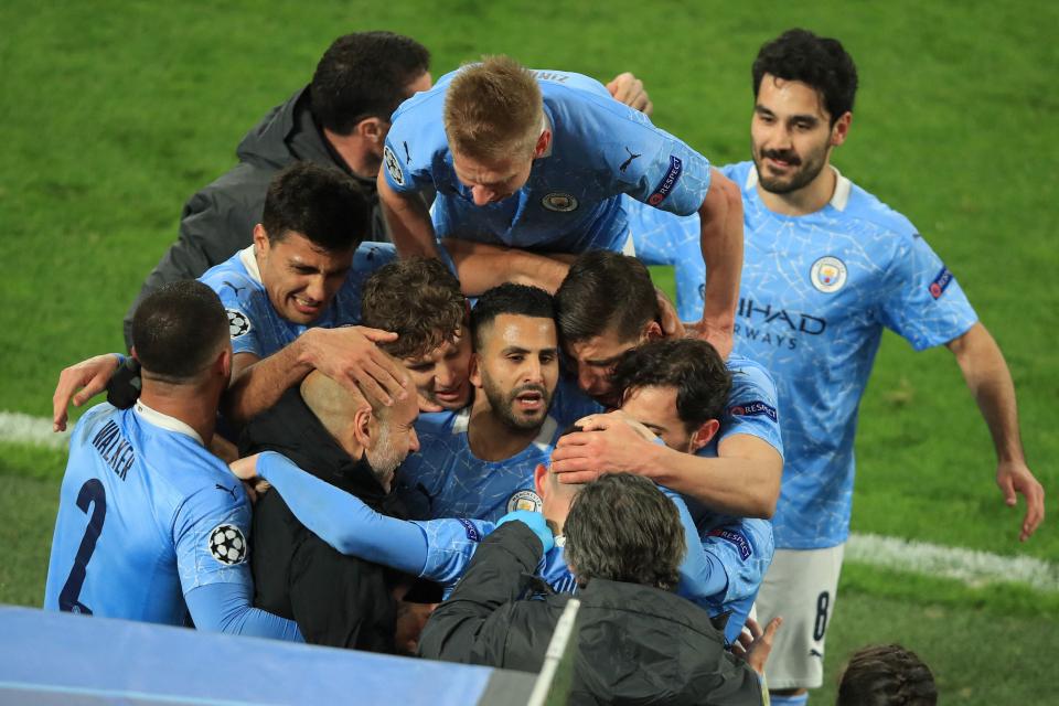 Guardiola; Di Leg II, Man City Hadapi PSG Seperti Biasa Saja