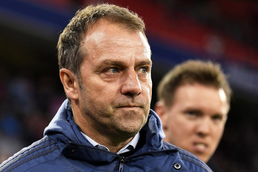 Bayern dan Flick Saling Ucapkan Salam Perpisahan