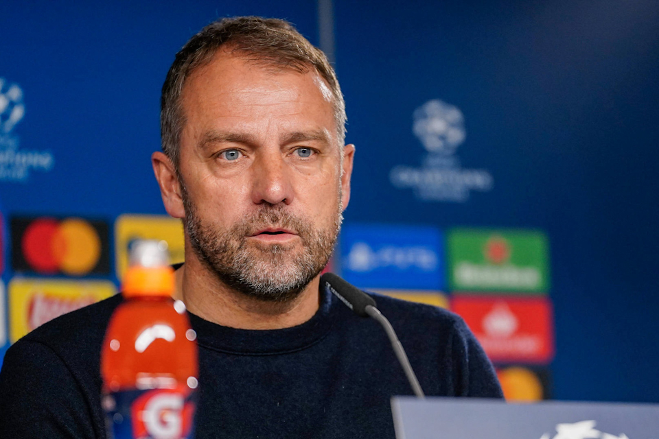 Hansi Flick Umumkan Badai Cedera Bayern