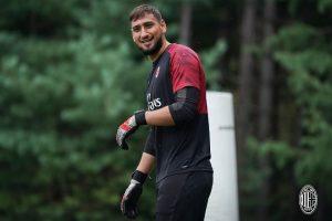 Hanya Liga Champions Yang Bisa Bikin Donnarummma Bertahan Di Milan