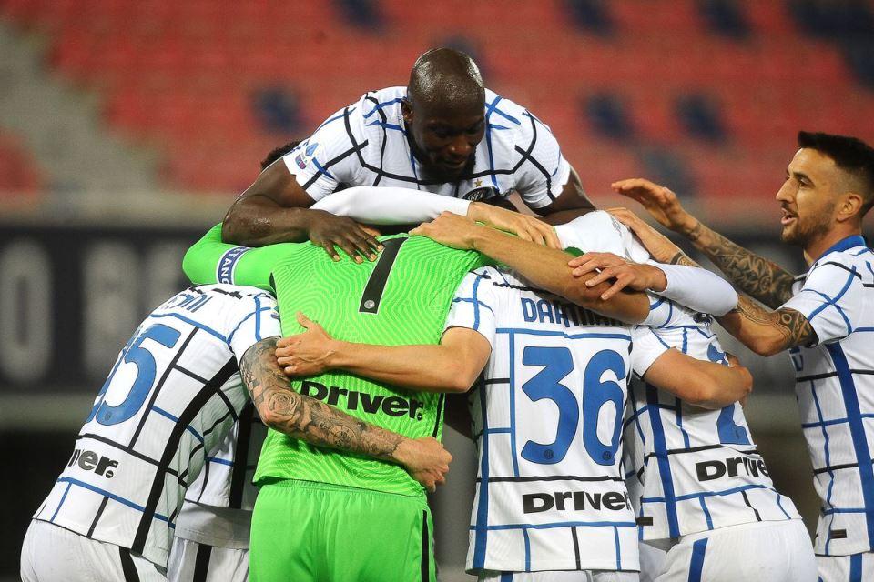 Hasil Lengkap Serie A: Rival Berguguran, Inter Milan Kian Dekat Raih Scudetto