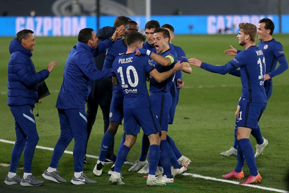 Hitung-Hitungan Peluang Chelsea Juara Liga Champions Musim Ini