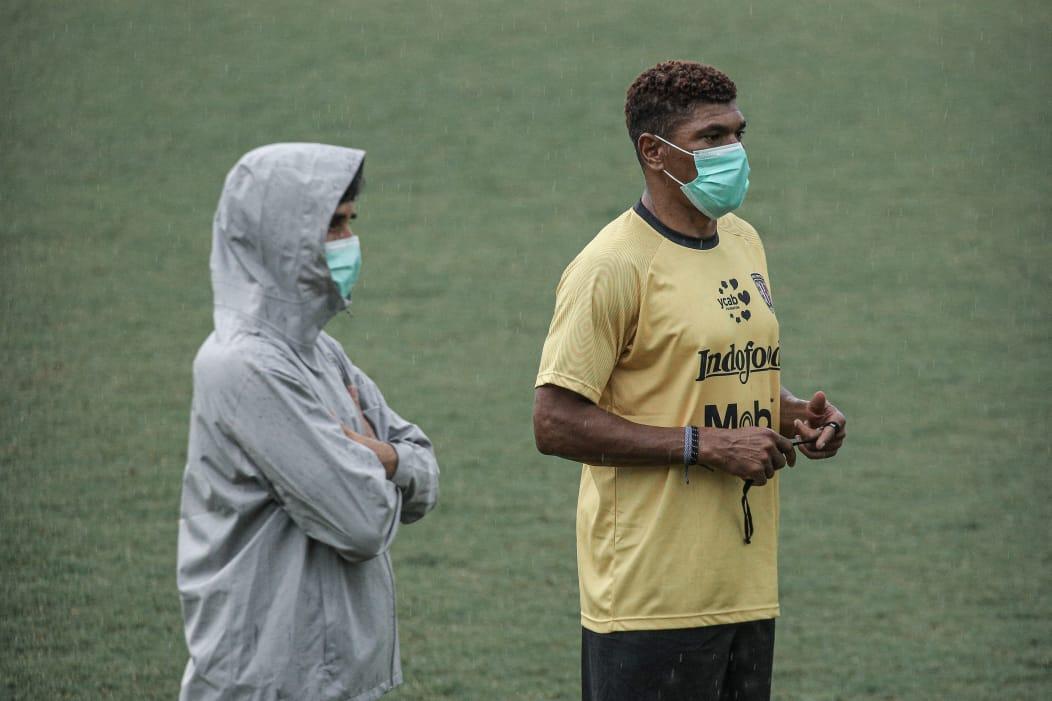 Eks Asisten Pelatih Persija Reuni dengan Teco di Bali United
