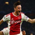 Idolakan Javier Zanetti, Bek Ajax Ini Semangat Ingin Pindah Ke Inter Milan