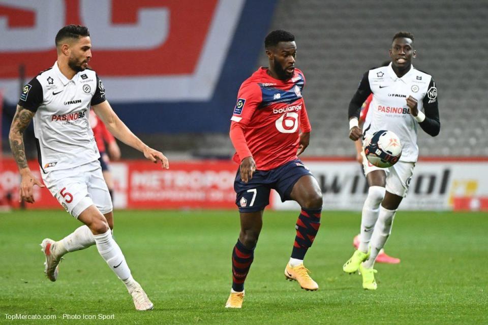 Imbang Lawan Montpellier, Lille Gagal Perlebar Jarak Dengan PSG
