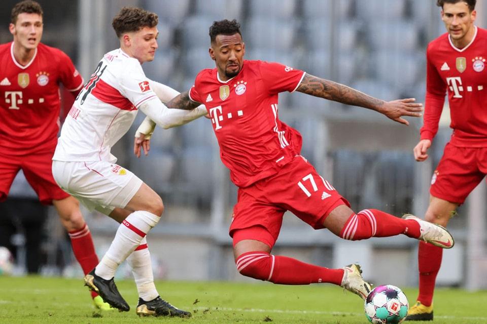 Bayern Dikabarkan Tidak Perpanjang Kontrak Boateng