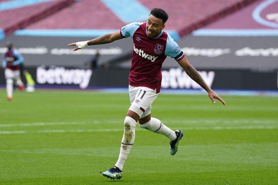 Mesin Gol Jesse Lingard Yang Tak Terhentikan Di West Ham