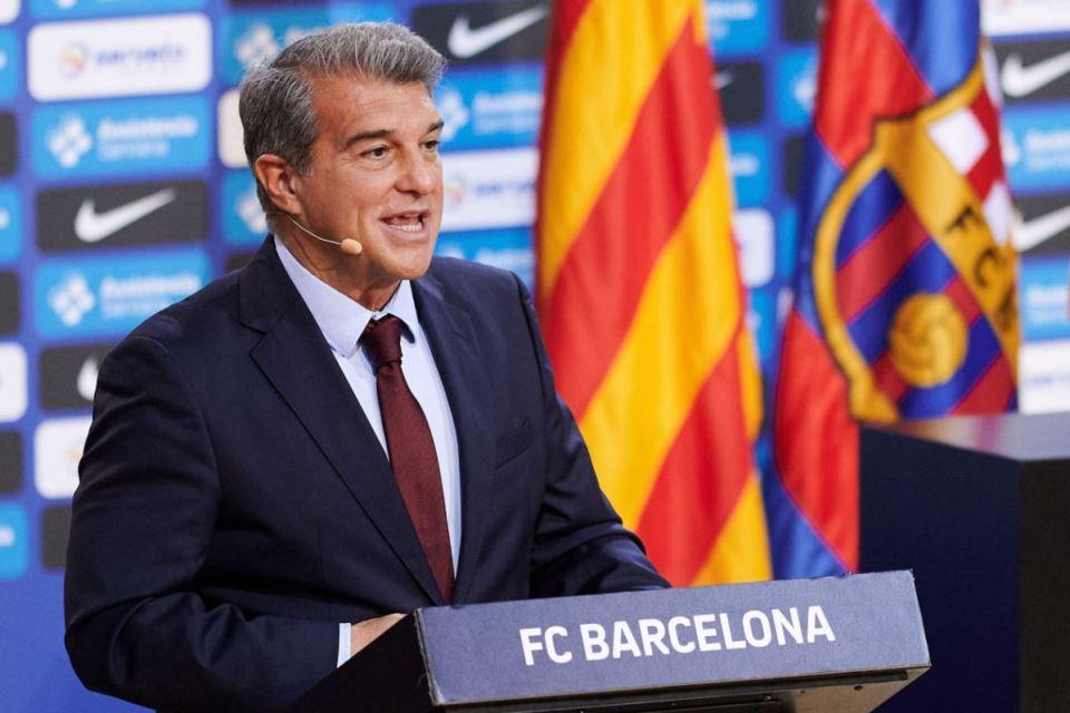 Joan Laporta: Liga Super Eropa Bisa Selamatkan Sepak Bola