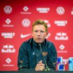 Nagelsmann Tanggapi Kepergian Hutter ke Frankfurt