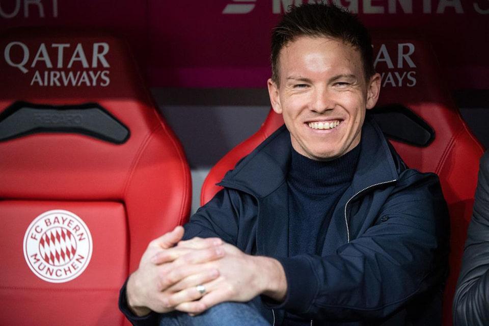 Bayern Sudah Jalin Komunikasi dengan Nagelsmann