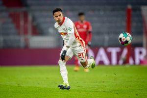 Justin Kluivert ingin Bertahan di Leipzig