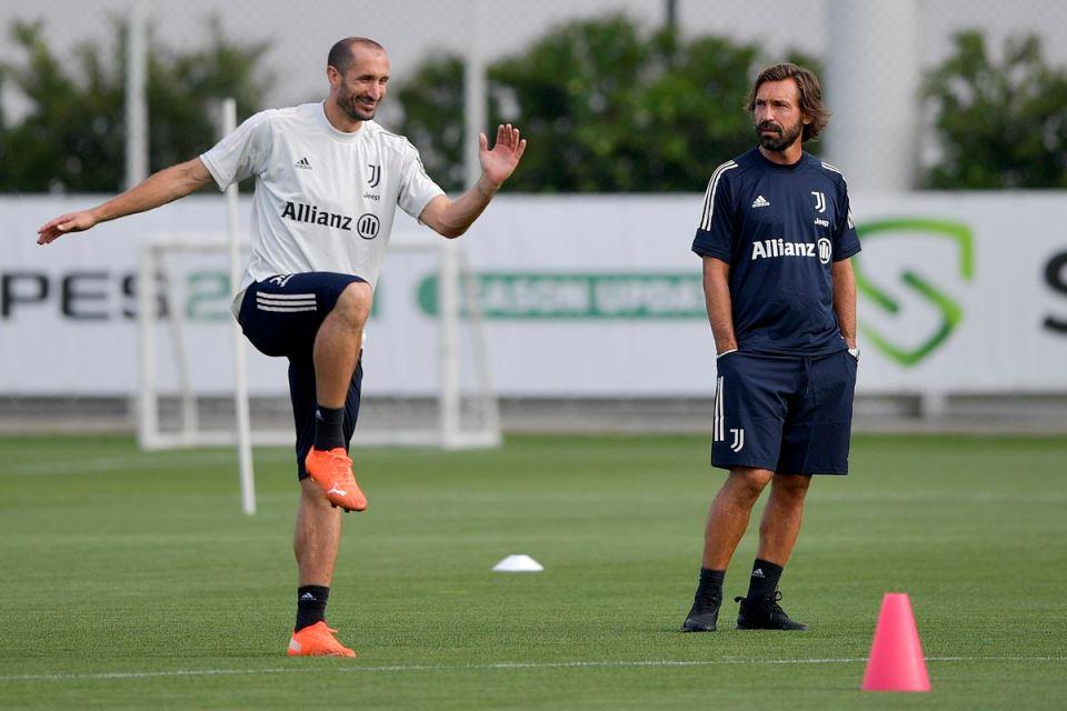 Juventus Krisis Bek Tengah Jelang Derby Della Mole Kontra Torino