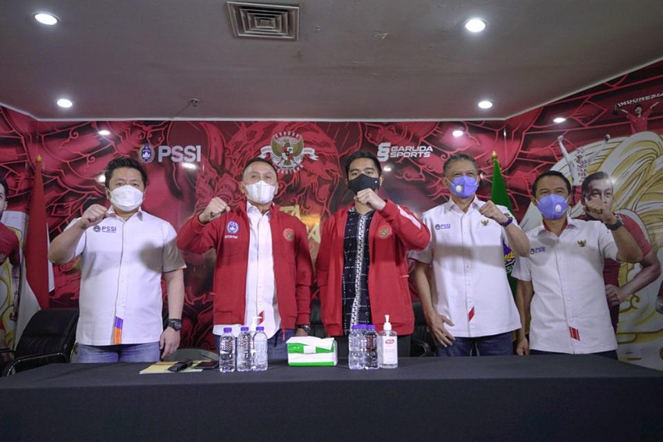 Direktur Baru Pesis Solo 'Kulonuwun' Ke Kantor PSSI
