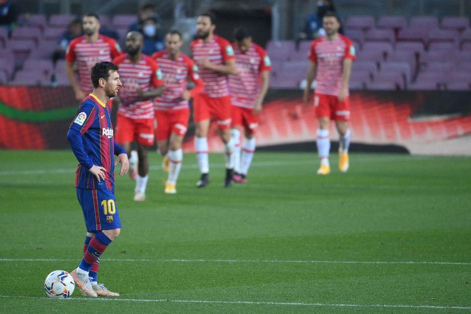 Kalah dan Kecewa, Namun Barcelona Masih Bisa Juara