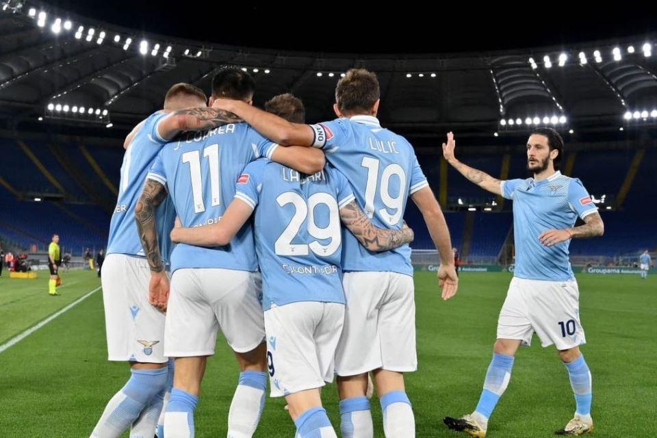 Kalahkan Milan, Lazio Pede Berburu Satu Tiket Ke Liga Champions