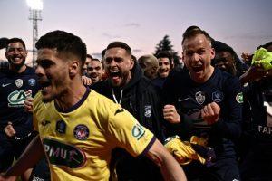 Kejutan! Klub Kasta Keempat Lolos Ke Semifinal Coupe de France