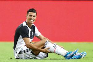 Konfirmasi Cedera Ronaldo, Pirlo: Dia Absen Satu Laga
