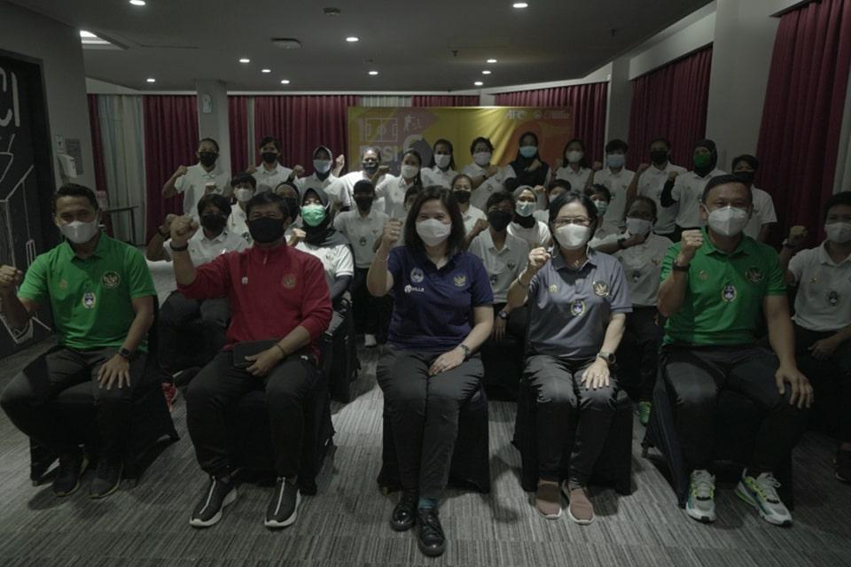 PSSI Gelar Kursus Pelatih Wanita Indonesia